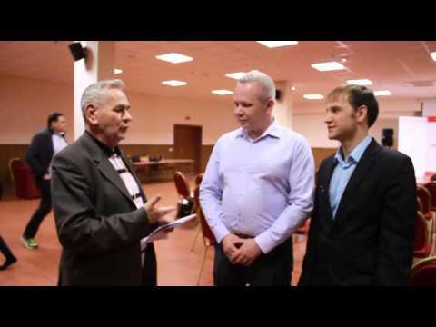 Самое крутое интервью на Мастеринфобиз-2014. Владислав Челпаченко, Андрей Бер и Виктор Матрук
