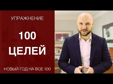 100 целей на новый год или как быстро изменить свою жизнь