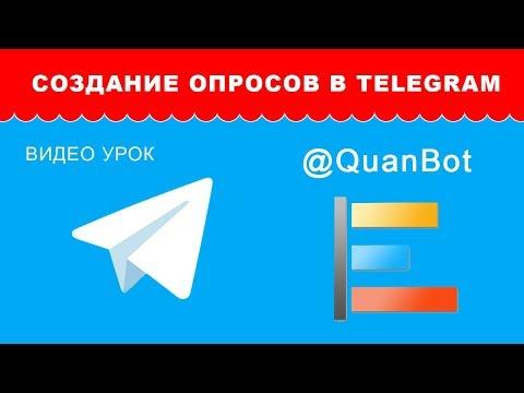 Создание опросов в Telegram с помощью бота или как сделать опрос в Телеграм