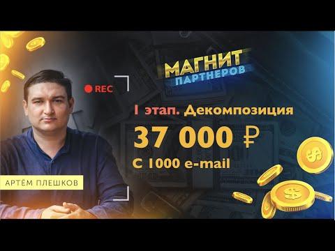 1 Этап. Декомпозиция финансовой цели. Как я планирую заработать 37 000 р с 1000 подписчиков?