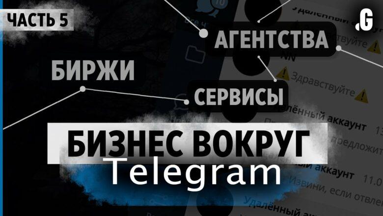 Бизнес вокруг Telegram: сервисы аналитики, биржи рекламы и агентства. // Спецпроект. Часть 5